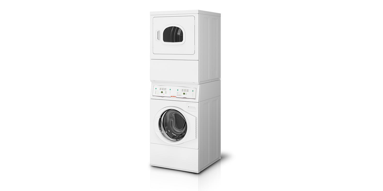 Speed Queen Stack Washer & Dryer