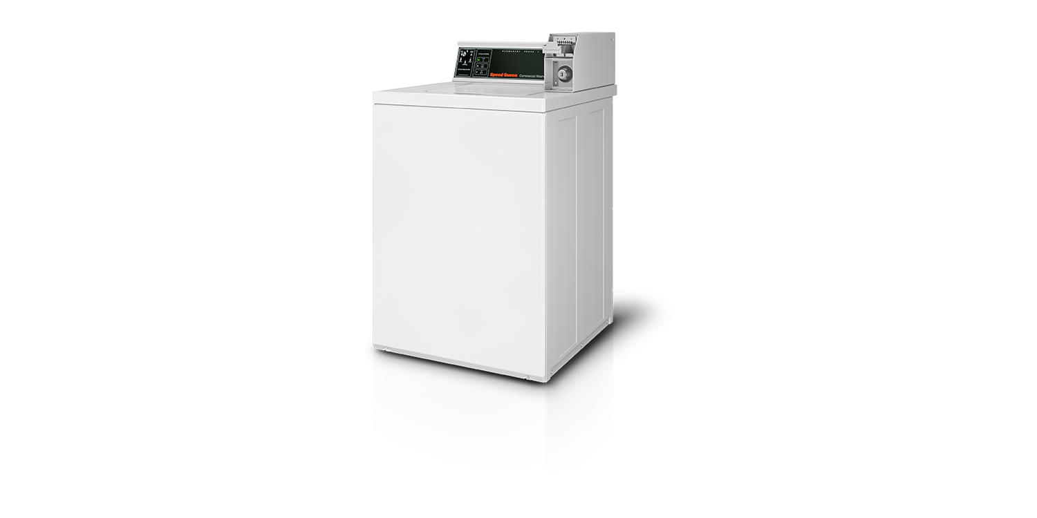 Vended - Coin Operated Top Load Washer
