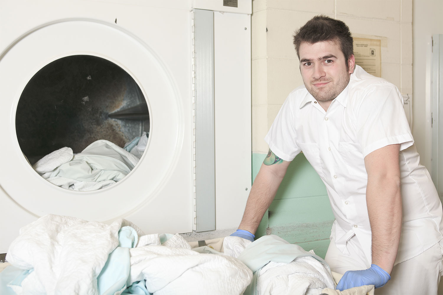Government Laundry Operation Solutions