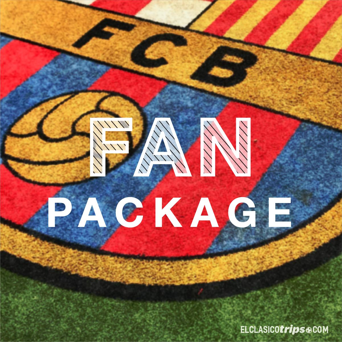 El Clasico 2019 Tickets Fc Barcelona Vs Real Madrid At