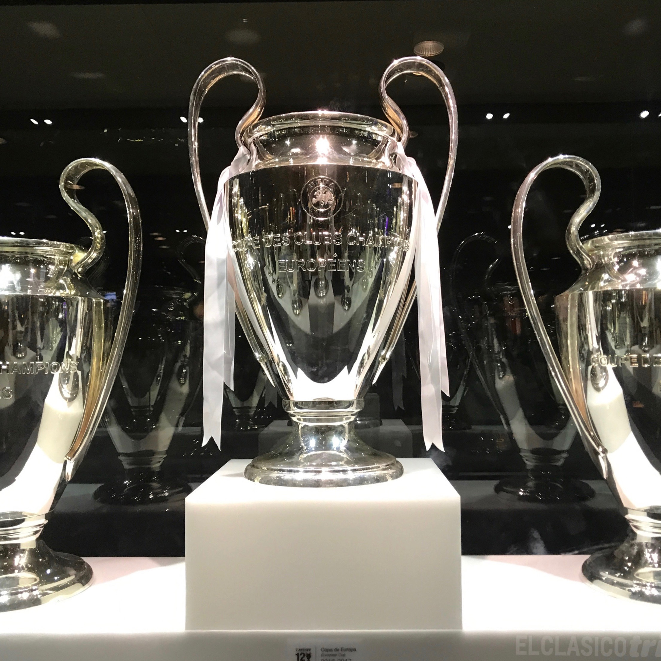Bernabéu Tour (Gold Package Only)