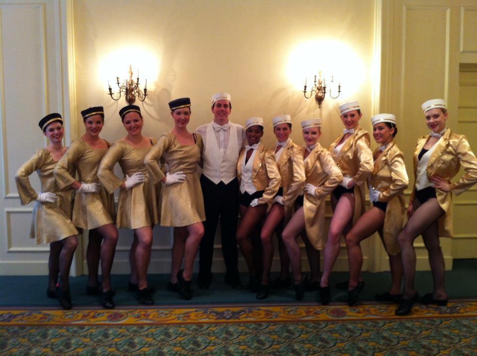 Stratford Festival's 42nd Street Opening Celebration -- 2012 Fairmont Royal York Hotel