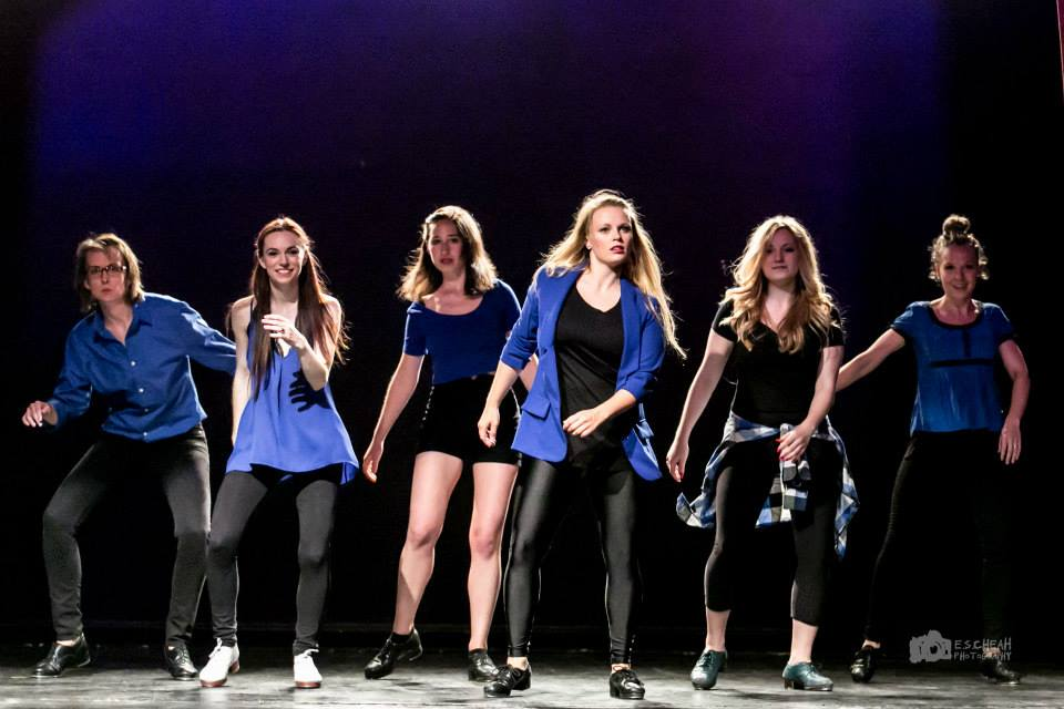 """""""Settle Down"""" by Amy Lintunen  Performed at City Dance Corps' 13th Anniversary Showcase  Courtesy of  E.S.Cheah Photography"""