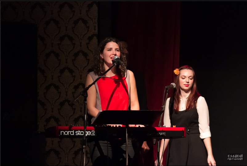 Backup vocals for Michelle Willis at  TRI Explores Joni Mitchell   Courtesy of  E.S.Cheah Photography