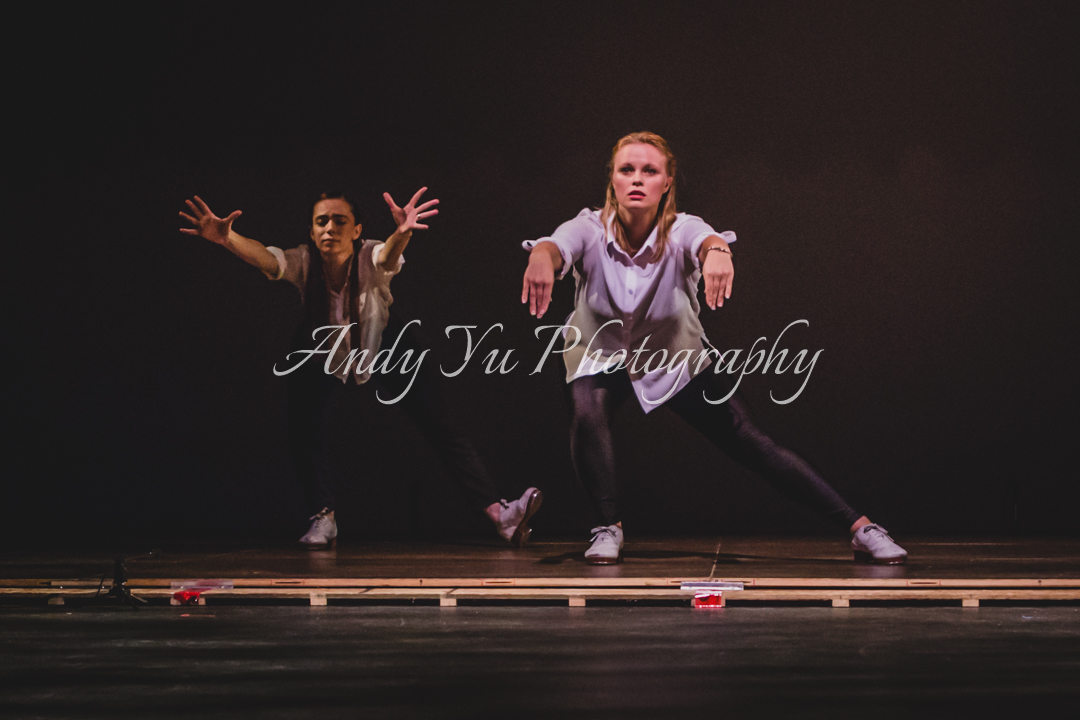 """""""My Shadow"""" with Amy Lintunen -- Performed at ECTC 2016.  Photo courtesy of  Andy Yu Photography ."""