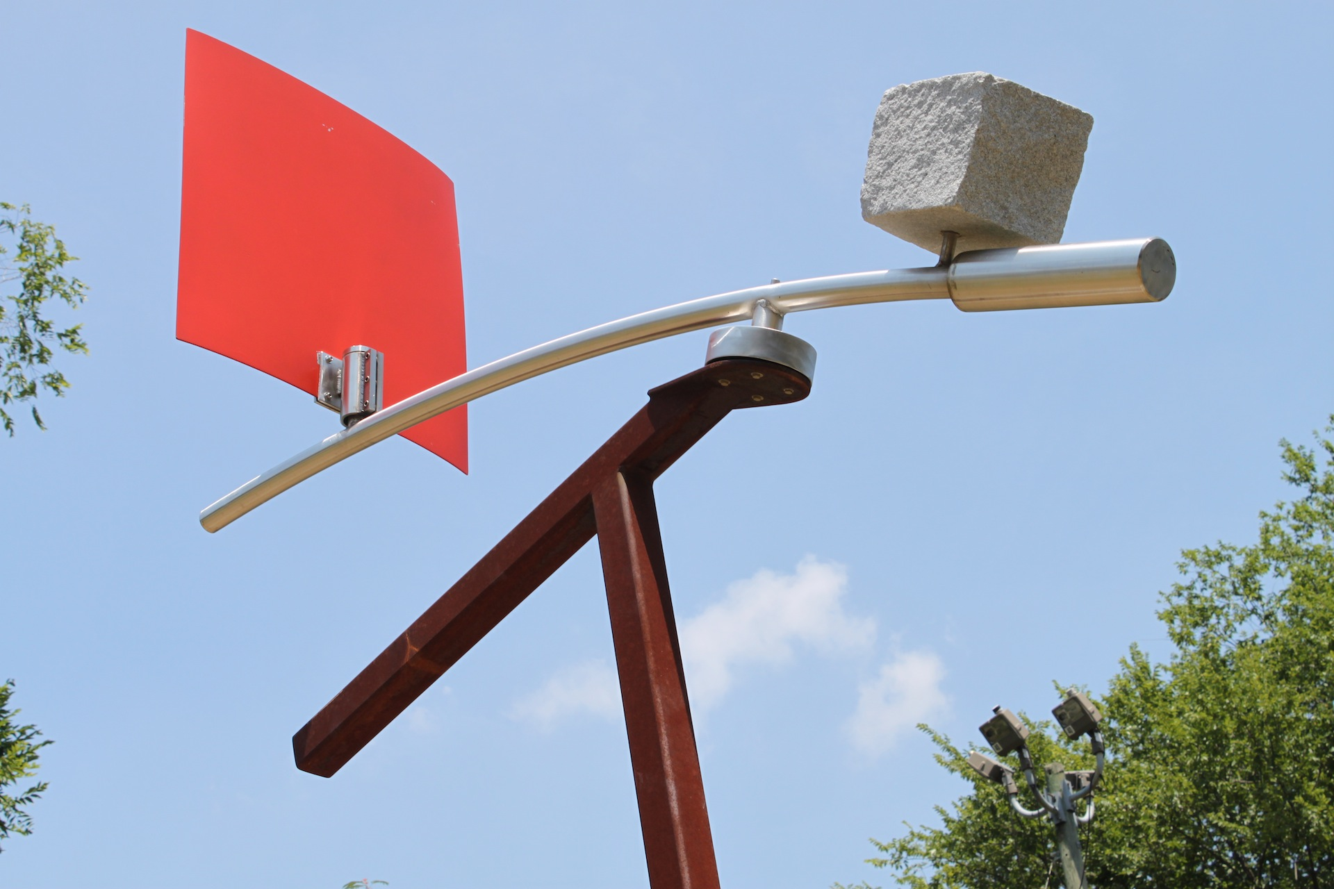 Geometry of Sol soon to be installed in Oakhurst/Decatur, GA for The Decatur Artway Phase II.
