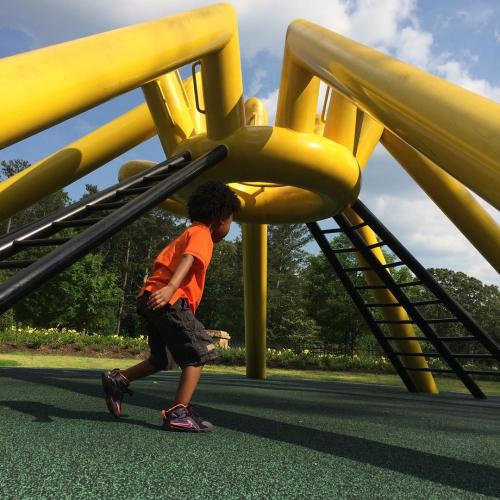 KIDS ARE FREAKING OUT OVER THIS ATLANTA AREA PARK  (author: Visit Sandy Springs)