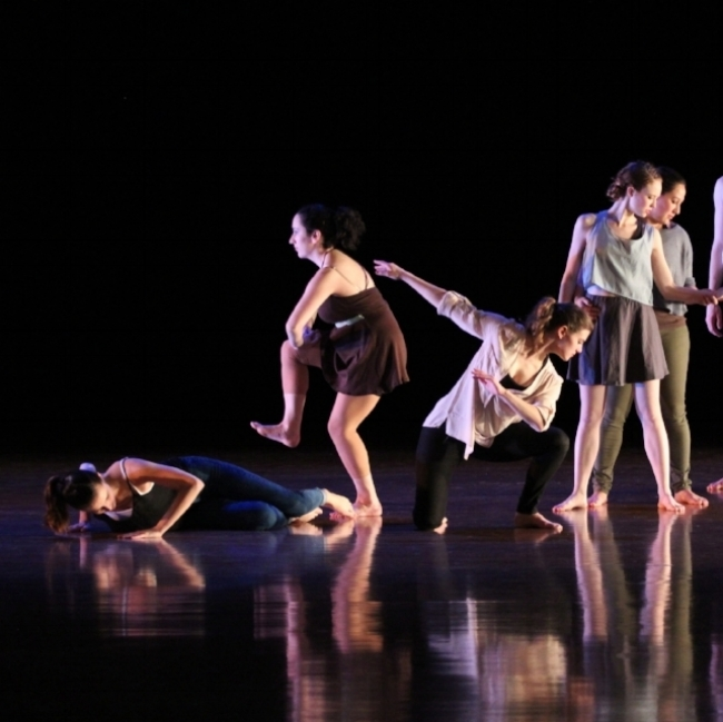 Dis|Connect - Oberlin Dance Department