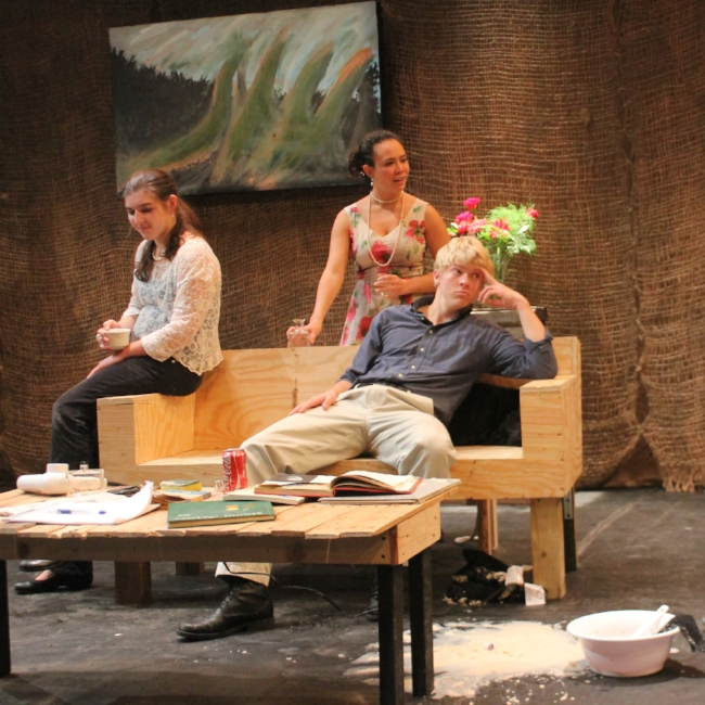 God of Carnage - Oberlin College Theater Department