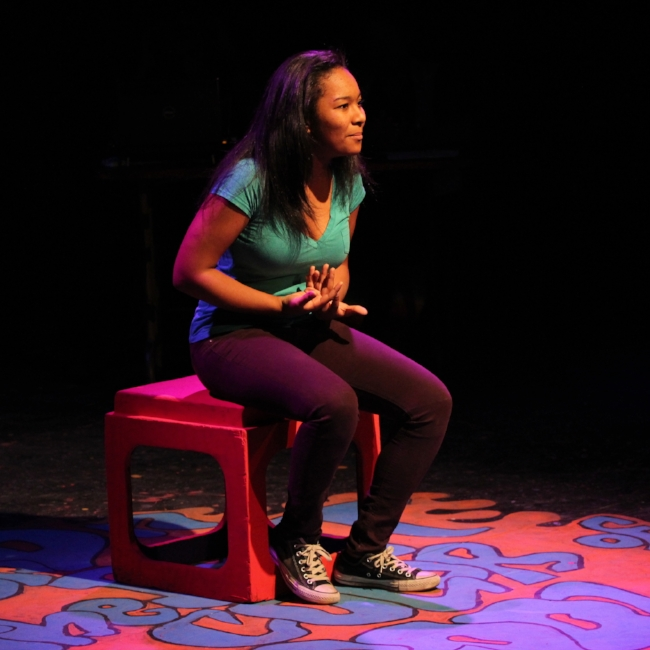 Word n` The Beat: The Color of Cool - Oberlin Theater Department