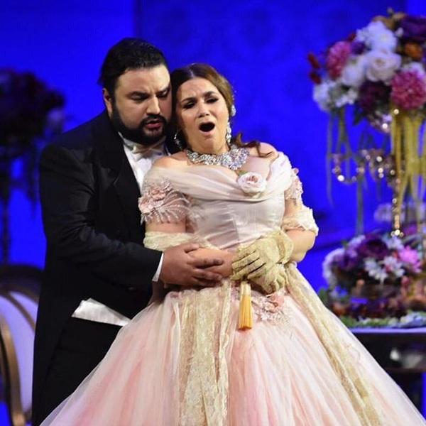 La Travita - Lyric Opera of Guatemala / Querido Arte