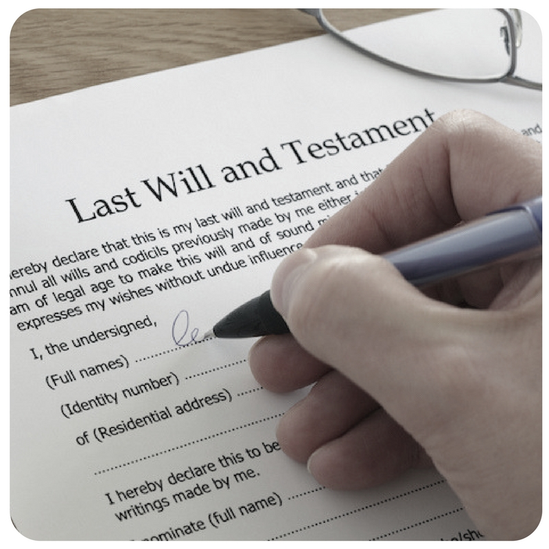 A Cohabitation Agreement is an important preventative measure like a Last Will and Testament