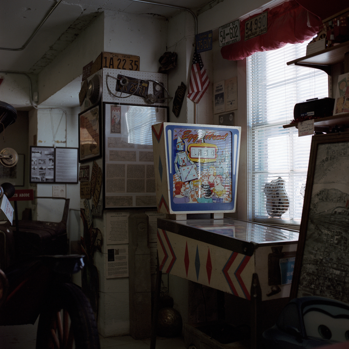 Valerie Chiang, Route 66 Museum, 2014