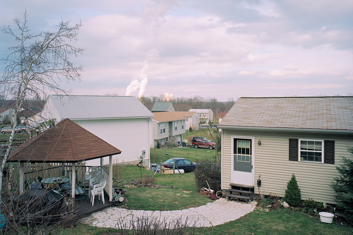 Christine Welch, Route 262, near Goldsboro, PA, 1999