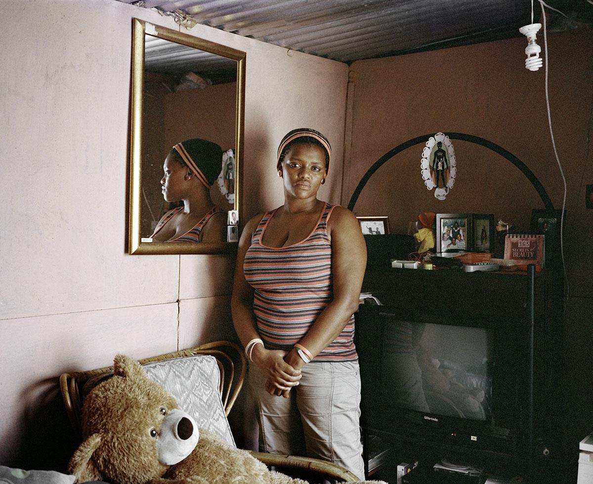 Pearl Mali, Khayelitsha, Cape Town