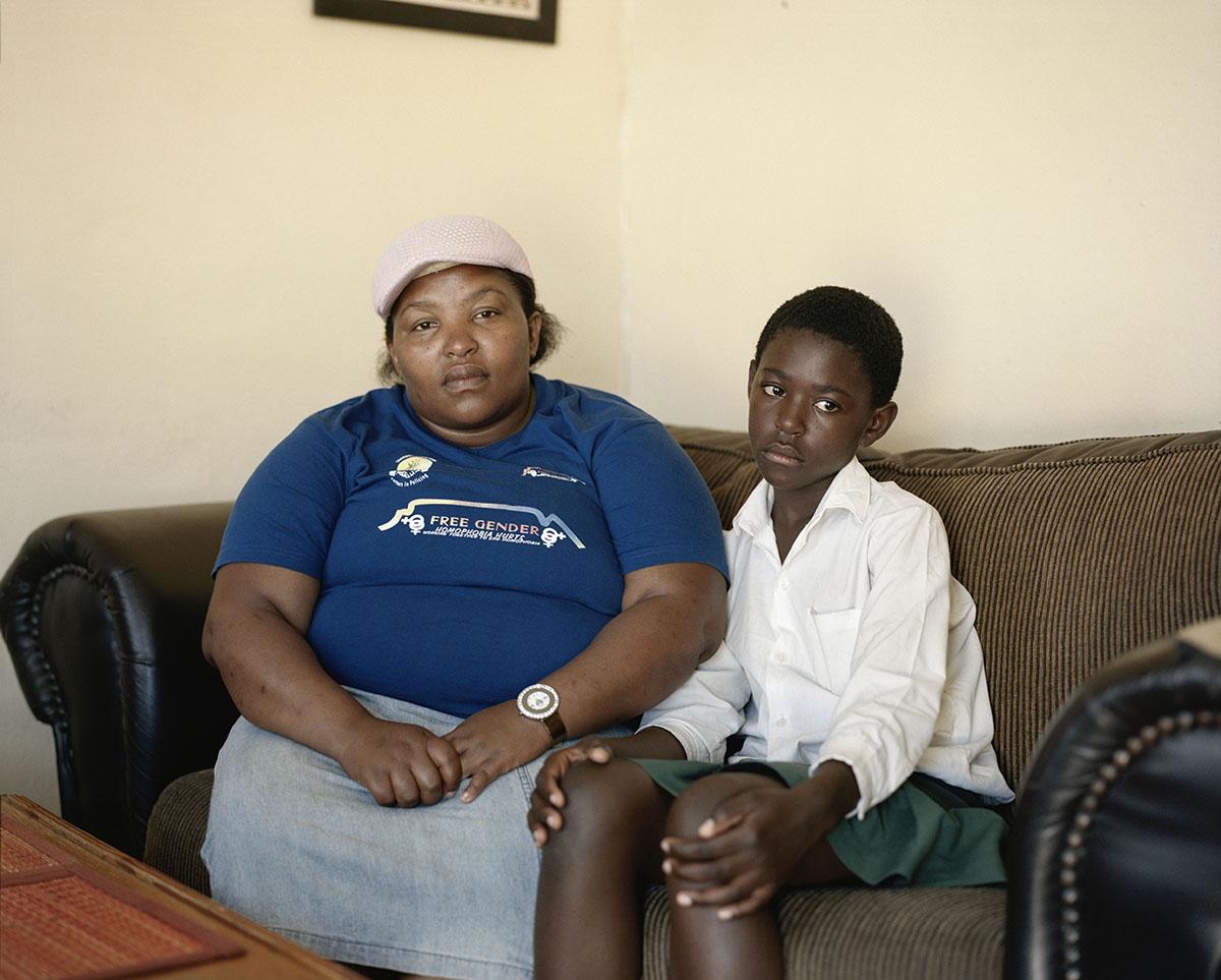 Nono Ntshangan, Nyanga, Cape Town