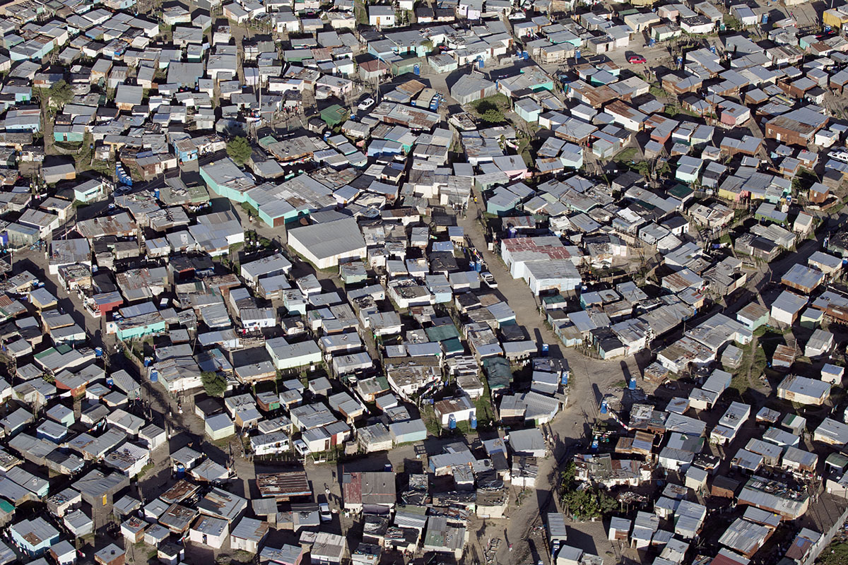 Dunoon Township, Cape Town