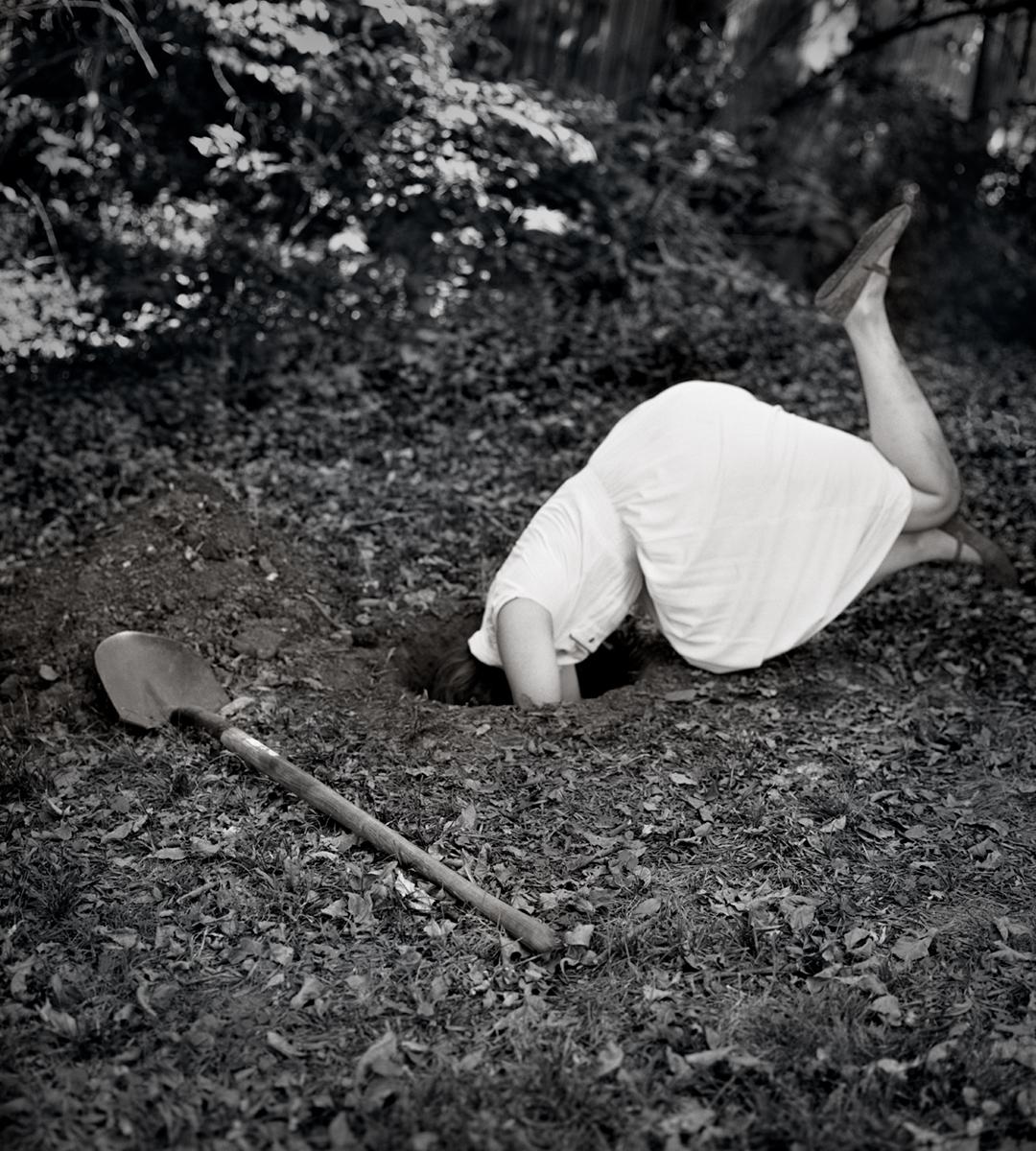 Rebecca Drolen, Escape Attempt No. 5, 2007