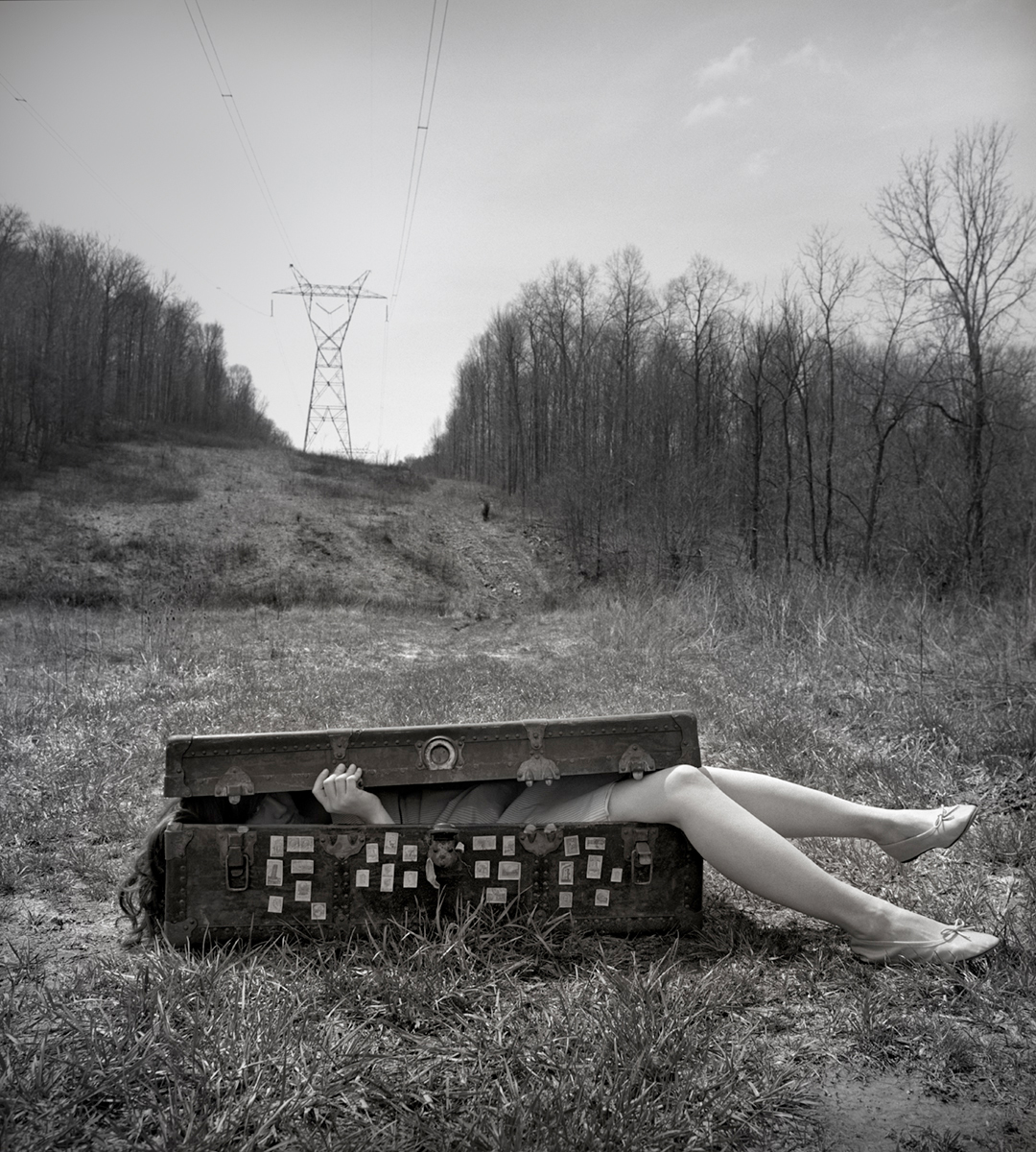 Rebecca Drolen, Escape Attempt No. 13, 2008