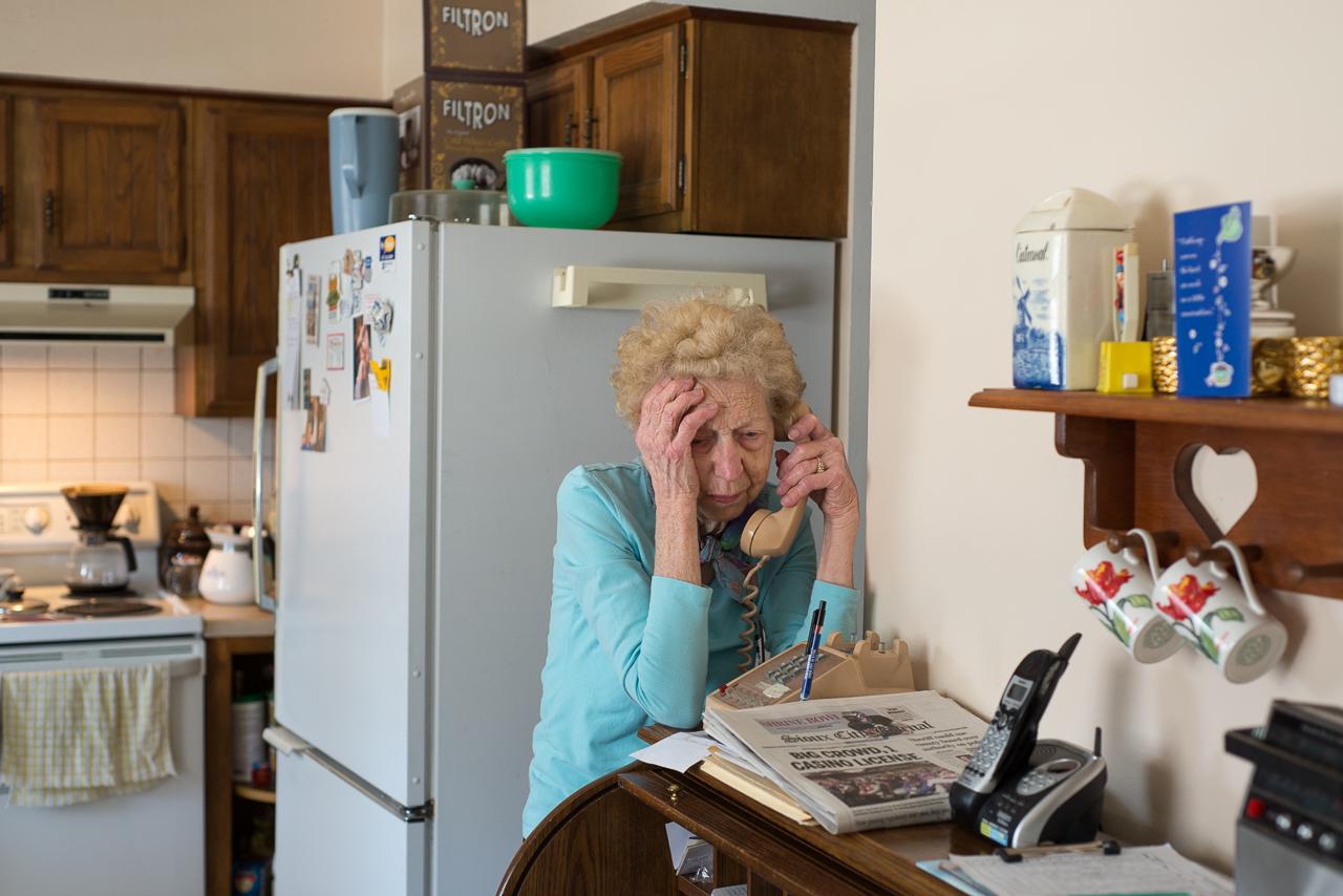 Deanna Dikeman, Talking to Carol