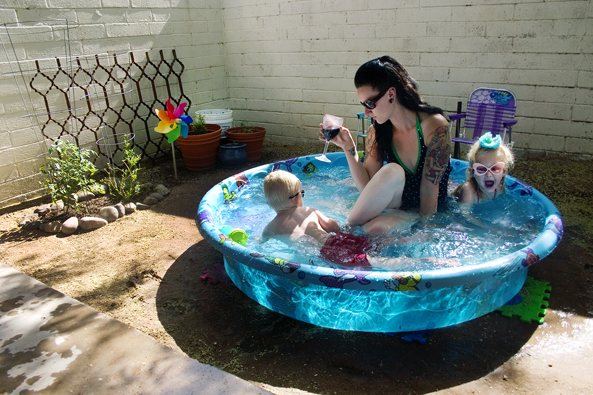 Shannon Smith, Kiddie Pool
