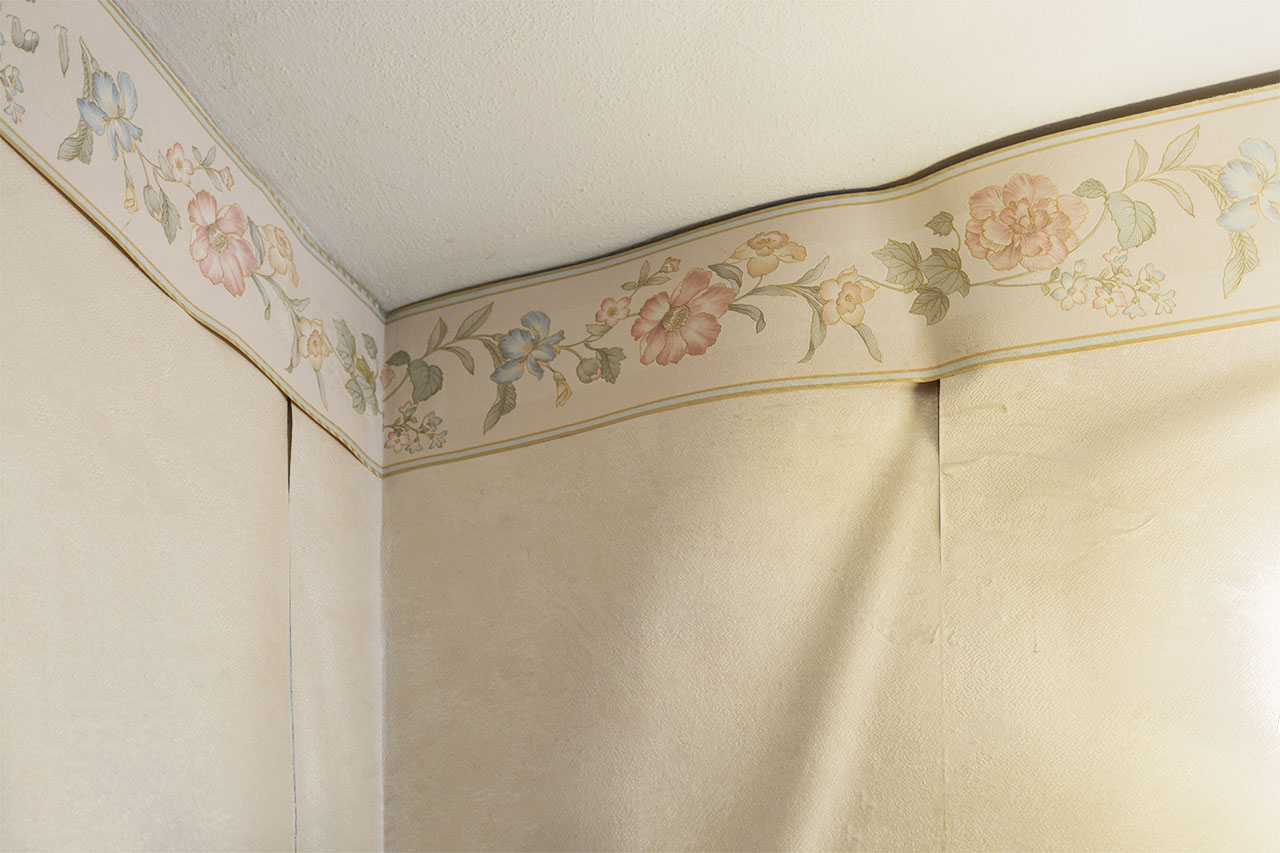 Morgan Stephenson, Peeling Wallpaper