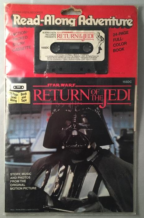 Return of the Jedi - Read-along Adventures