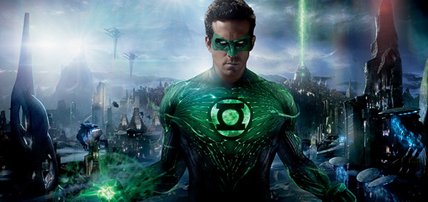 The Green Lantern - Movie
