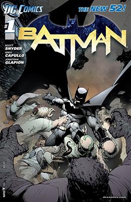 Batman - New 52 #1