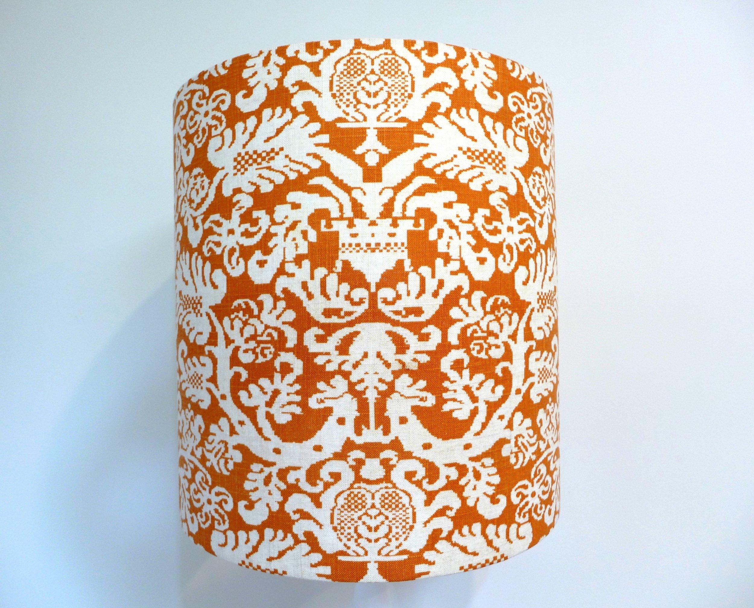 Orange Lampshade (2).JPG