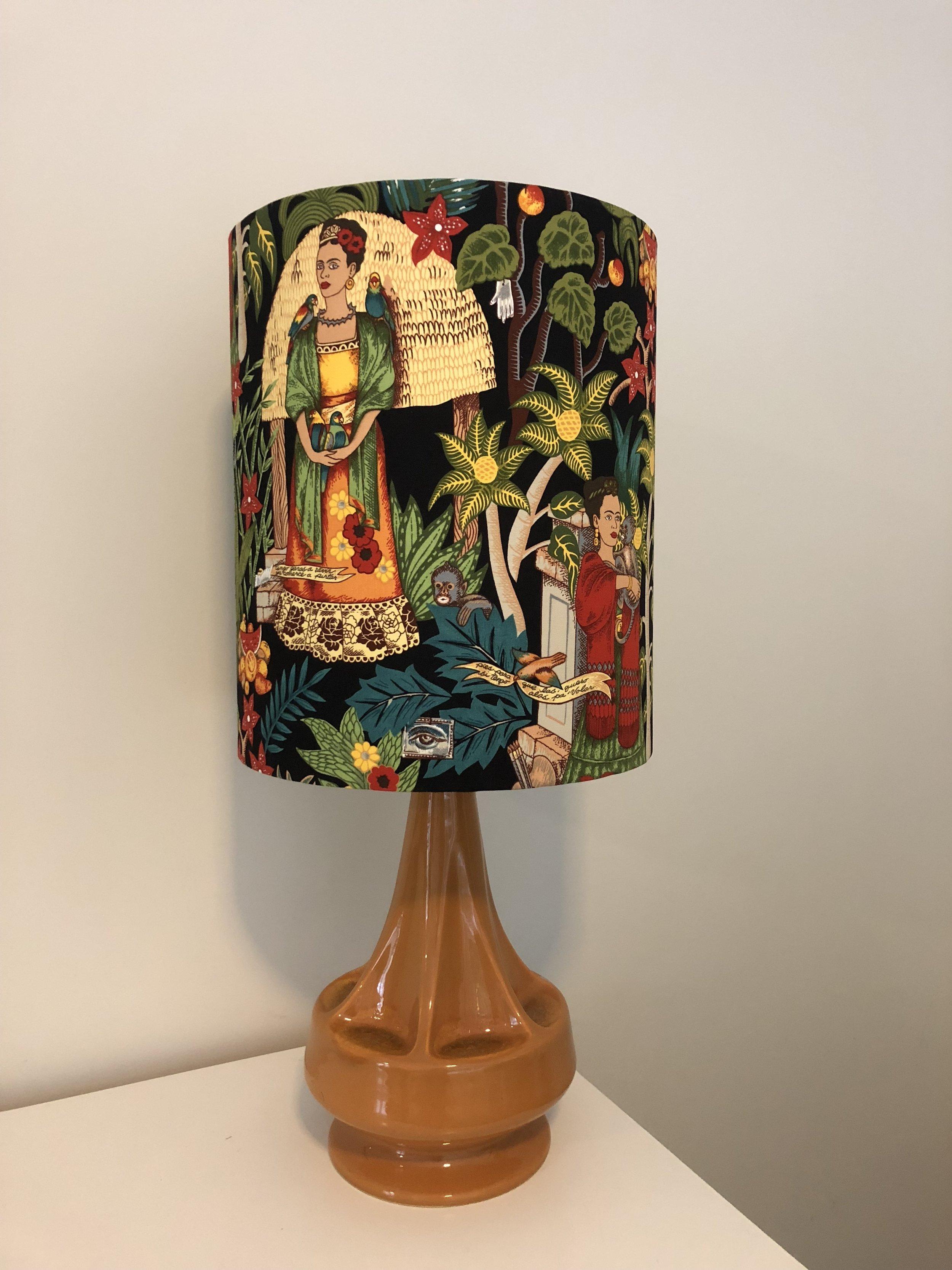lamp - Frida (brown ceramic base).JPG
