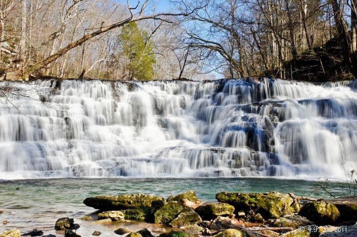 Rutledge Falls- Pinterest