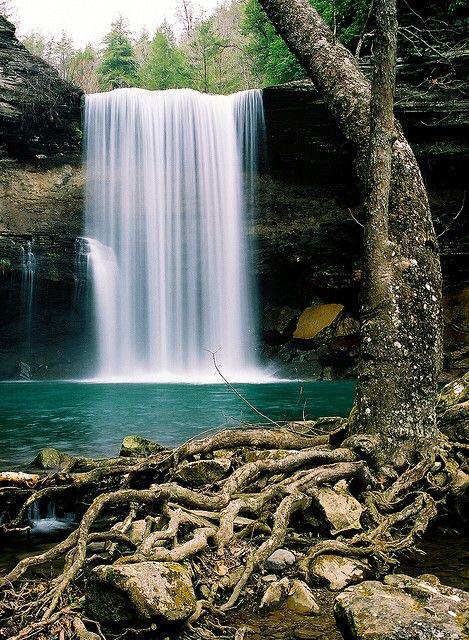 PC: Greeter Falls- Pinterest