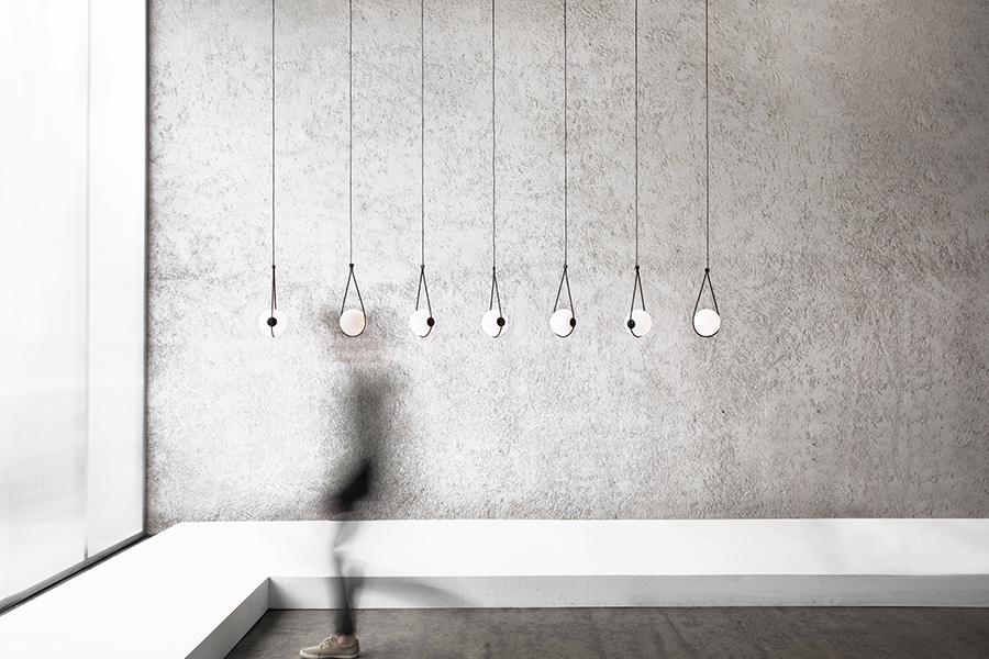 Corda Lamps  by Guilherme Wentz
