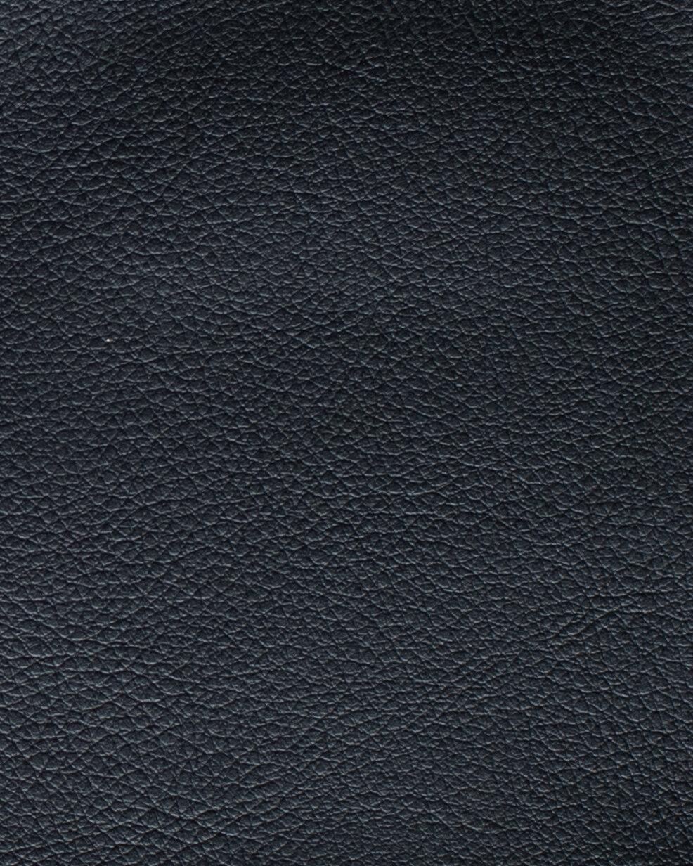 Faux Leather: Preto