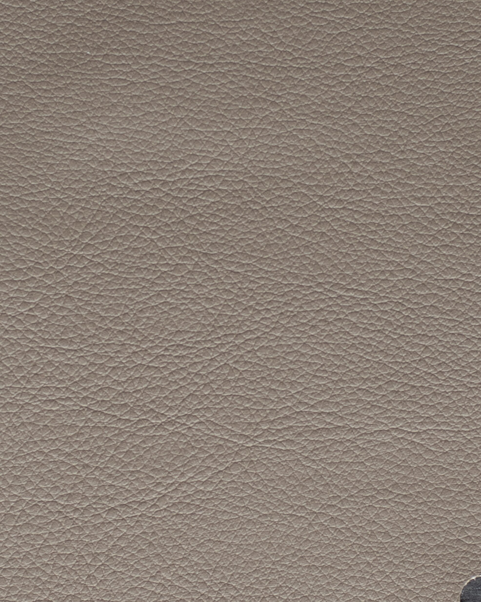 Faux Leather: Taupe