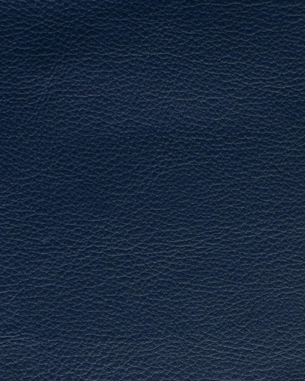 Faux Leather: Marine