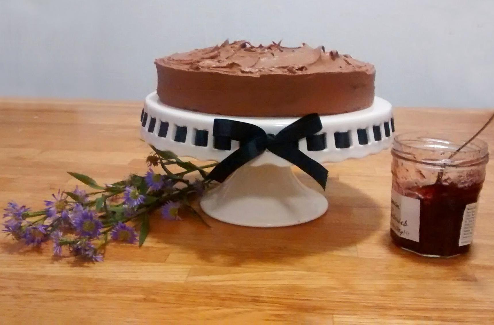 "The ""I Want Chocolate Cake"""