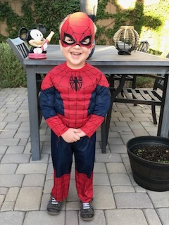 Pretty much the cutest Spidey ever?