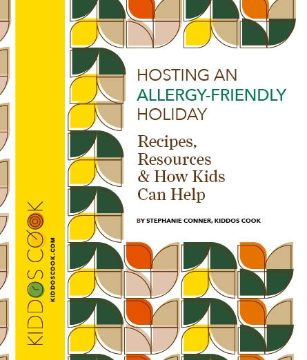 Download Our 2018 Holiday Food Guide! - Allergy-friendly holiday recipes, resources for planning big meals (including a simple portion calculator), and tips for involving kids!