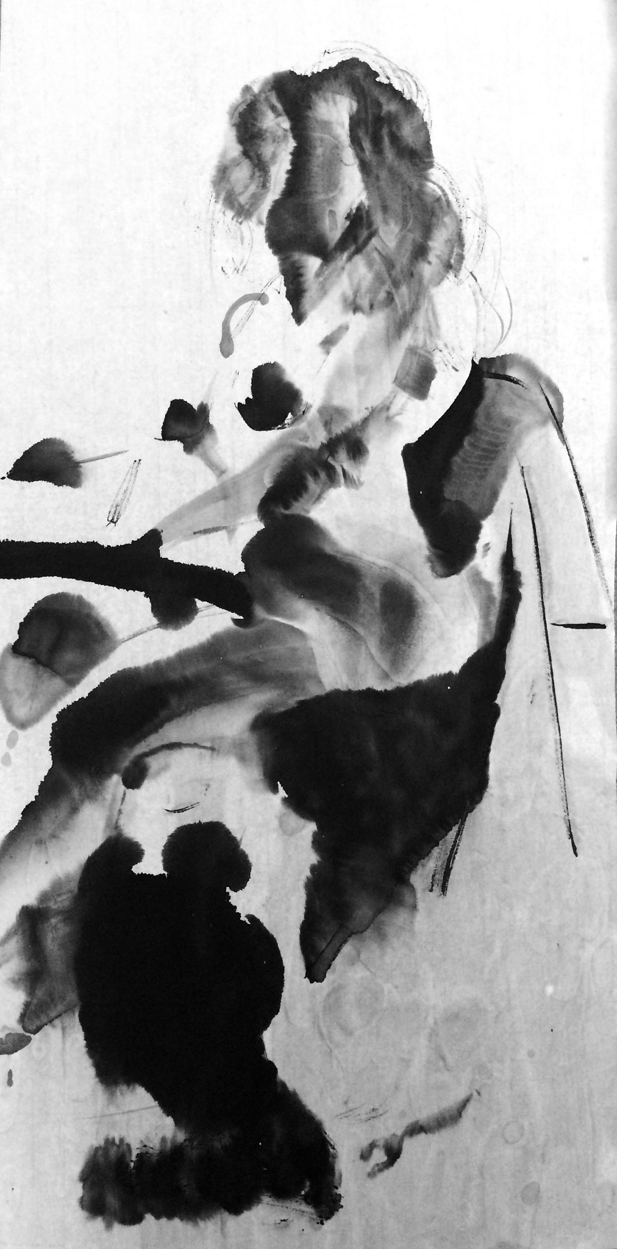 Ten drawings of one woman - IX.jpg