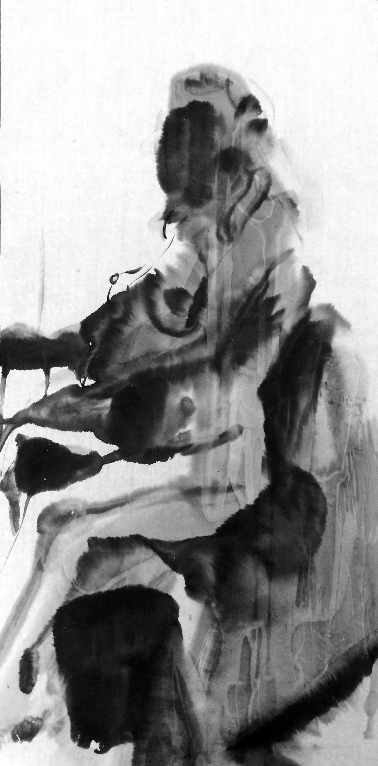 Ten drawings of one woman - VIII.jpg