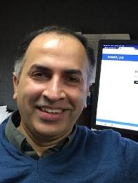 Krishnan Suresh: CSO of SciArt