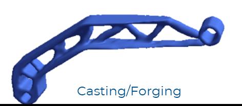 Pareto Casting/Forging
