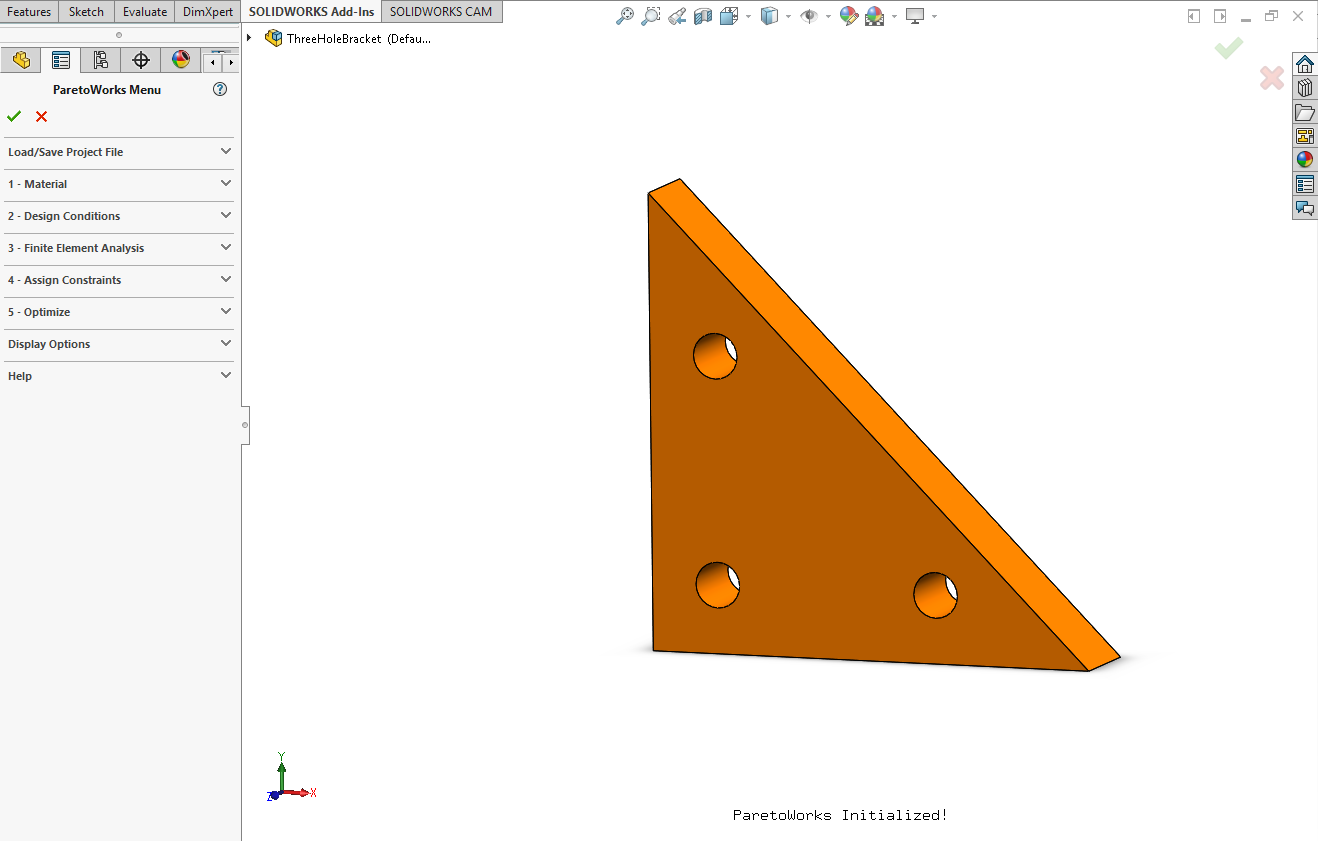 Figure 4 — Setup Complete