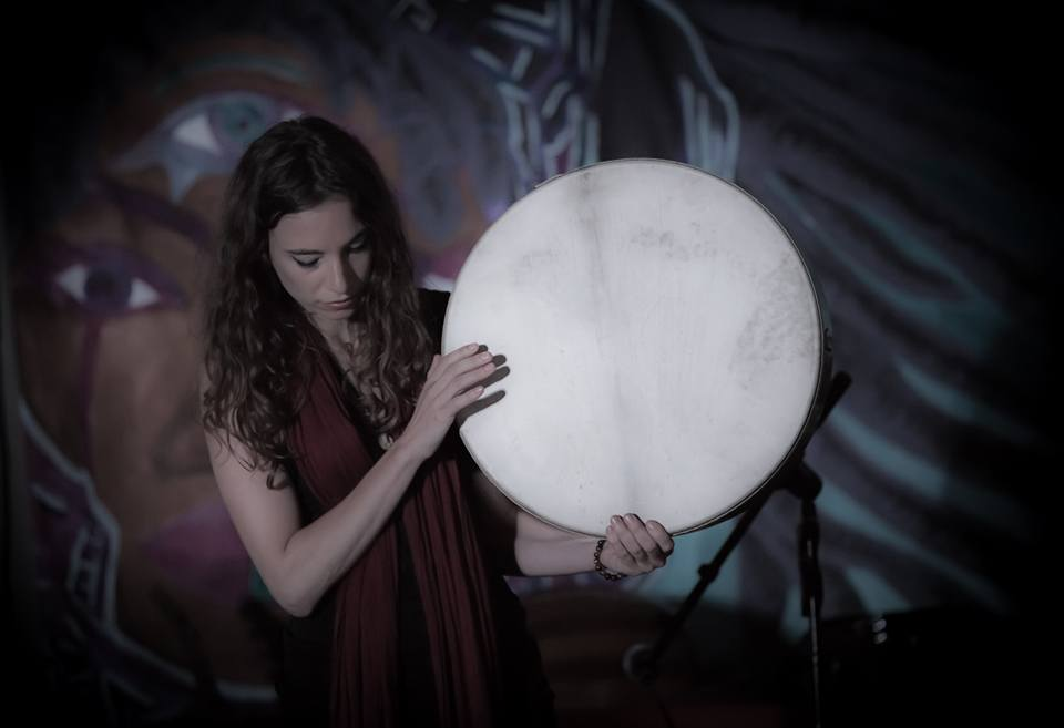Frame Drum Immersion - JULY 14, 2019 - Woodstock, NY