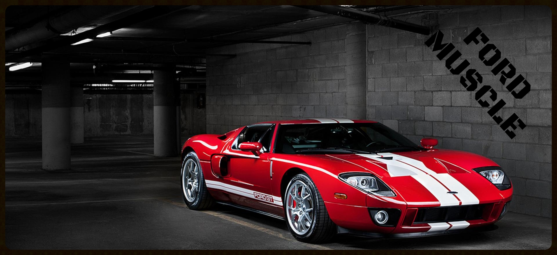 Click Here to View Our Ford Muscle Selection
