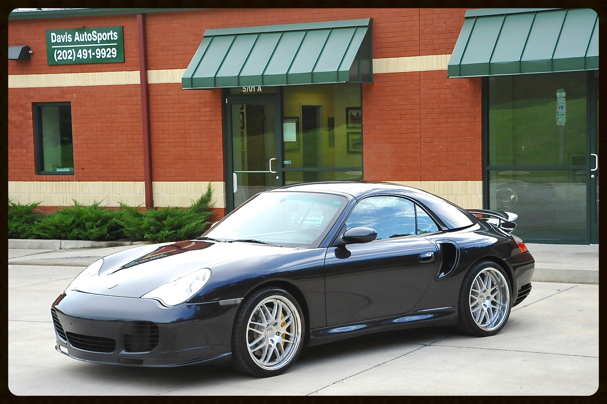 Very Rare 911 Turbo S with Factory Hardtop, Carbon Ceramic Brakes, $12,000 HRE Wheels, and Much More. Click to View More Photos