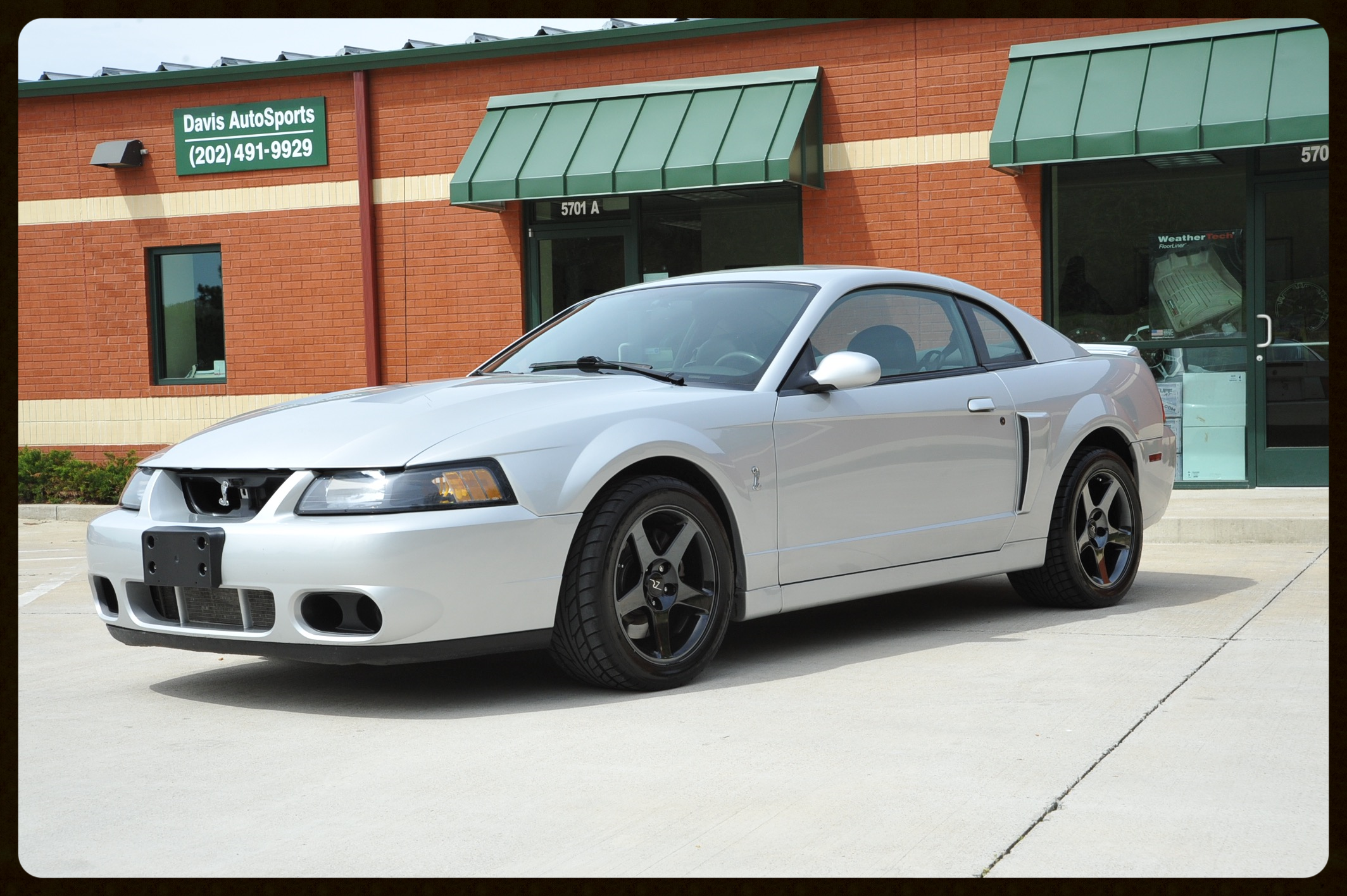 2003 Cobra SVT Terminator...Only 26k Miles...Modded to 650HP...Click to Enjoy the Photos and HD Video