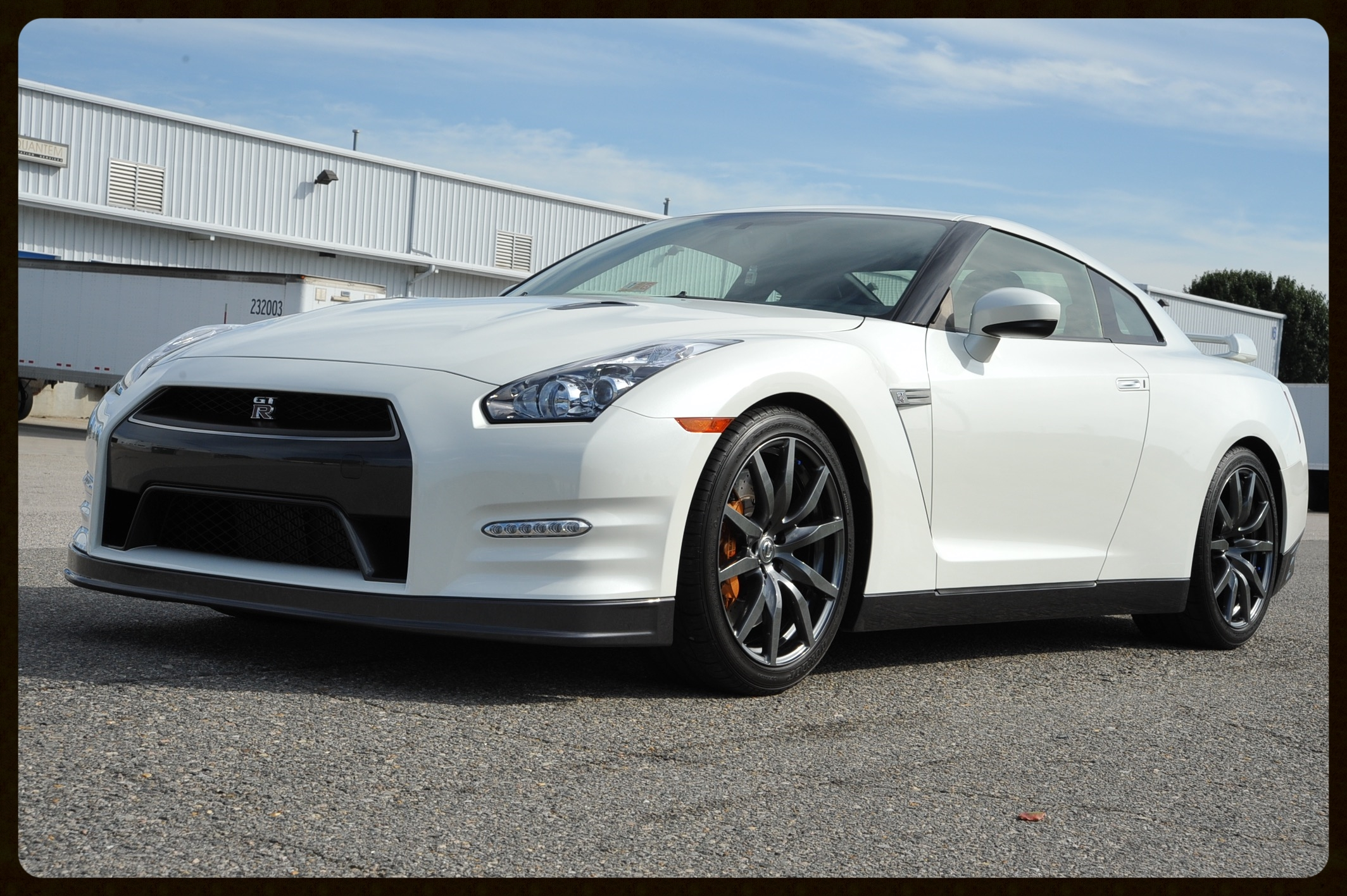 2013 GT-R with only 8k miles....This GT-R is Like Brand New and is 100% Original and New Porsche GT2 Trade